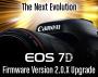 Canon 7D FirmwareUpdate
